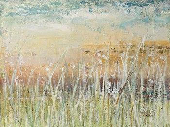 Muted Grass by Patricia Pinto art print