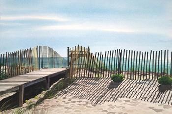 Seagate by Linda Roberts art print