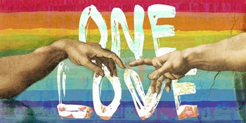 One Love by Eric Chestier art print