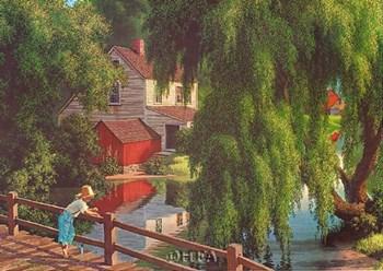 Good Old Summertime by Paul Detlefsen art print