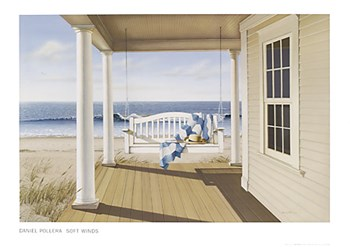 Soft Winds by Daniel Pollera art print