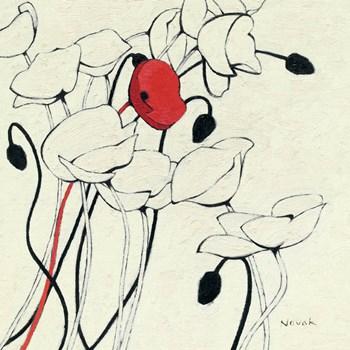 Filament de Vie I by Shirley Novak art print
