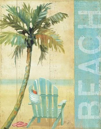 Ocean Beach I by Daphne Brissonnet art print