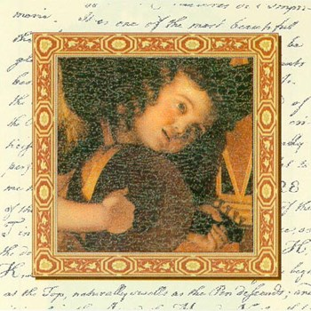 Cherubs from Italy III by G. Bellini art print