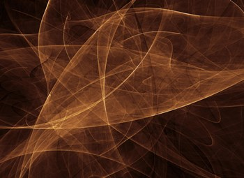 Abstract Gold Two by Vlad Gerasimov/Stocktrek Images art print