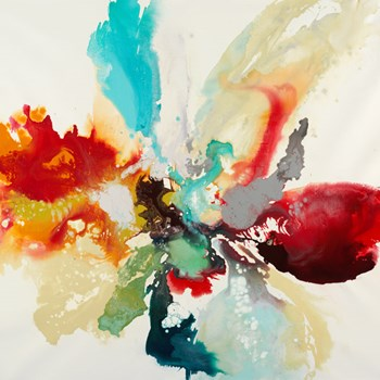 Color Expression by Randy Hibberd art print