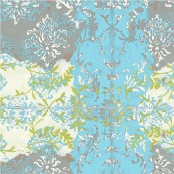 Decorative Overlay II by Jennifer Goldberger art print
