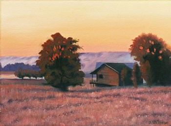Louden Ranch by Julie Peterson art print