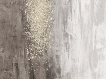 Glitter Rain II by Jennifer Goldberger art print