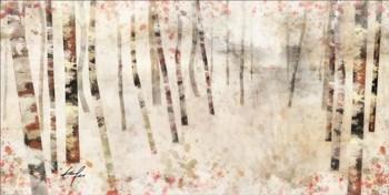 Path Unknown III by Ken Roko art print