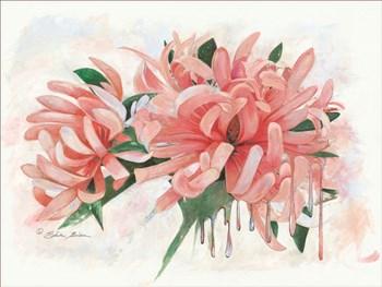 Fleur Artistique by Sheila Elsea art print